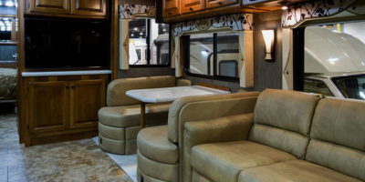 How To Change An RV Ceiling Light Bulb?